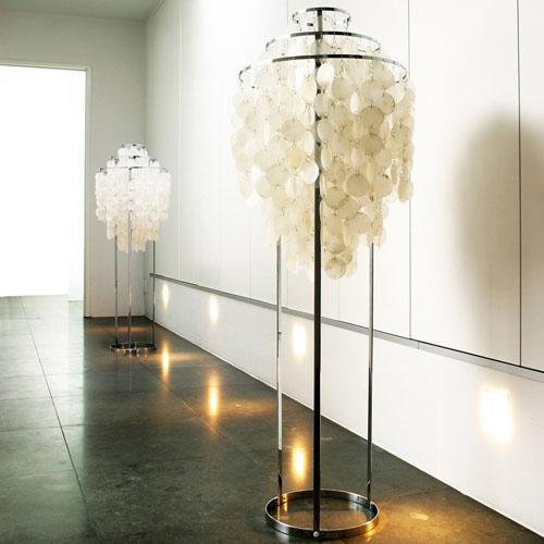 Verner panton fun 1stm floor lamp stardust verner panton fun 1stm floor lamp mozeypictures Gallery