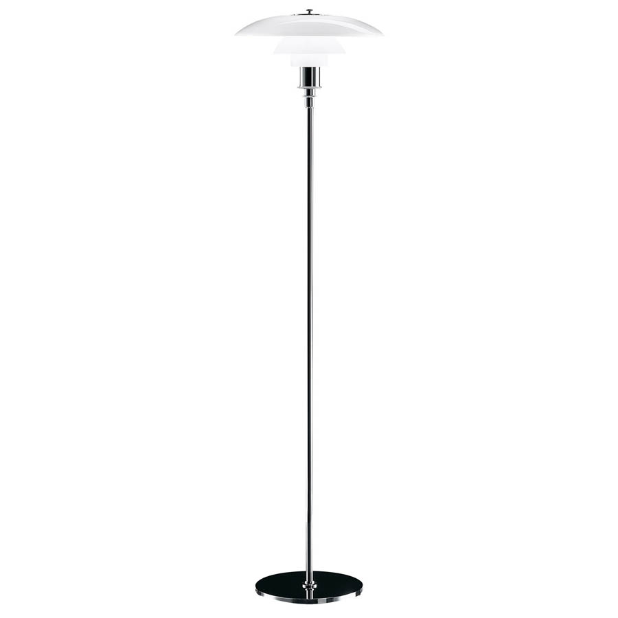 Ph 4535 floor lamp stardust louis poulsen ph 4535 glass floor lamp aloadofball Choice Image