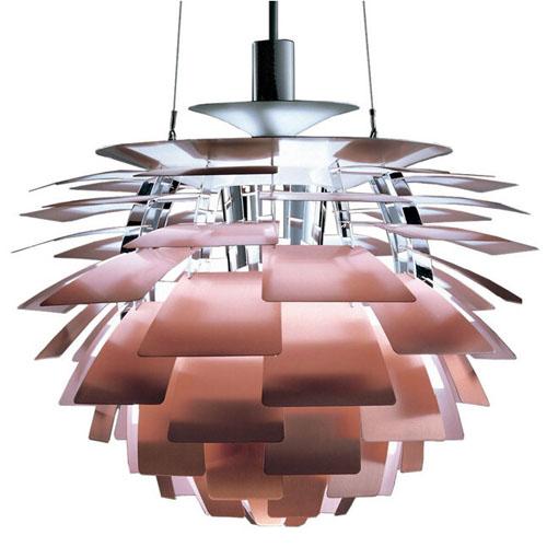 Artichoke lamp copper stardust louis poulsen ph artichoke pendant aloadofball Choice Image