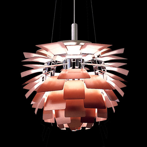 Ph Artichoke 174 Copper Pendant Louis Poulsen