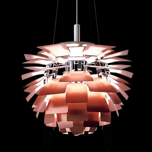 Artichoke lamp copper stardust louis poulsen ph artichoke pendant lamp mozeypictures Gallery