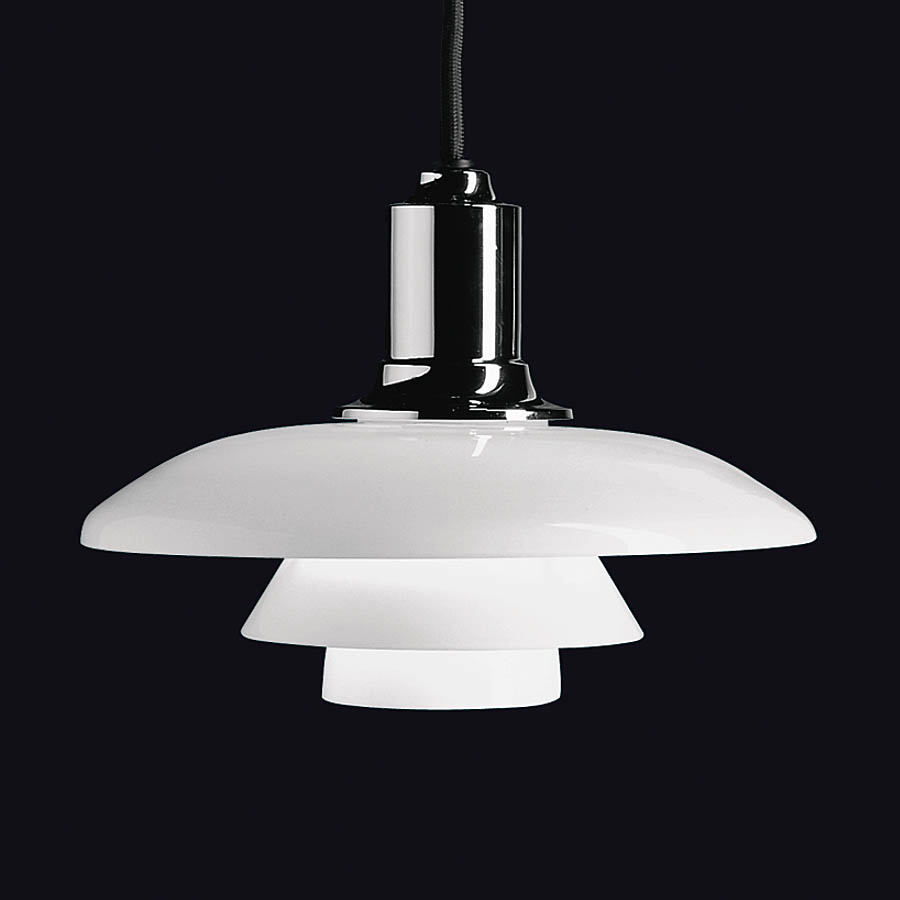 Louis Poulsen Ph 2 1 Modern Glass Pendant Light