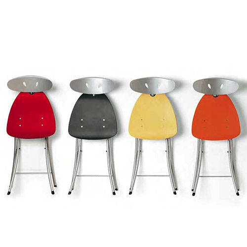 Bonaldo Piu Modern Folding Chair By Chiaramonte And Marin