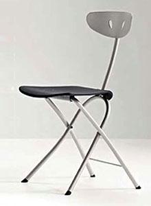 Bonaldo Piu Modern Folding Chair By Chiaramonte And Marin ...