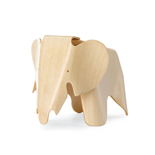 vitra miniature plywood elephant stool by charles and ray eames stardust. Black Bedroom Furniture Sets. Home Design Ideas