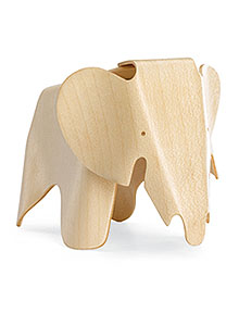 Vitra Miniature Plywood Elephant Stool By Charles And Ray