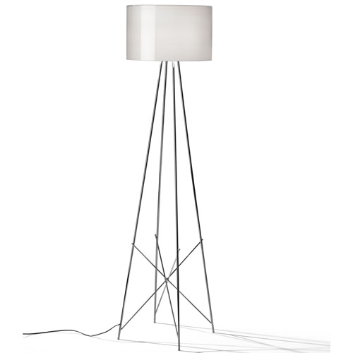 Flos ray f1 modern floor lamp small by rodolfo dordoni stardust flos ray f1 modern floor lamp mozeypictures Images
