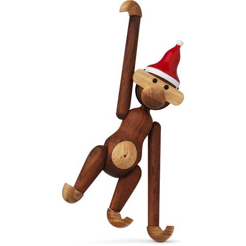 Santa Claus Monkey By Kay Bojesen With Hat