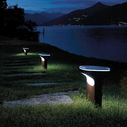 Luceplan Sky Outdoor Solar Lamp Stardust