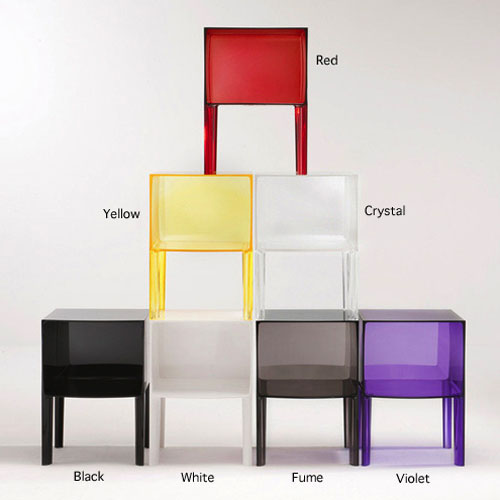 Ghost Buster 174 Small Night Table Kartell