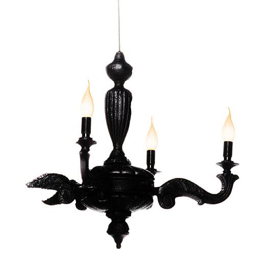 Moooi Smoke Chandelier Modern Pendant Lamp By Maarten Baas Stardust