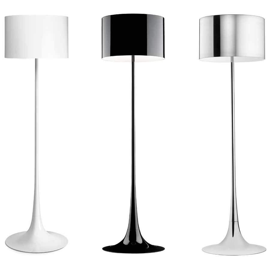 Flos Spun Floor Lamp design by Sebastian Wrong | Stardust