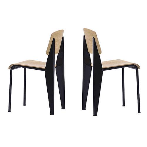 Missoni Home Mini Armchair Gravita: Vitra Miniature Standard Chair By Jean Prouve
