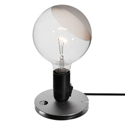 Flos lampadina table lamp by achille castiglioni stardust for Castiglioni light