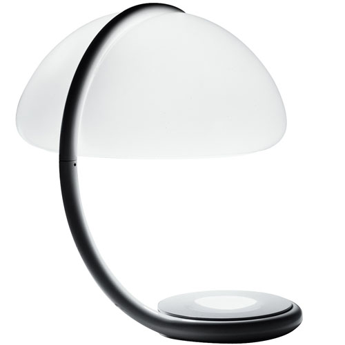 Martinelli luce serpente modern table lamp by elio martinelli martinelli luce serpente modern table lamp by elio martinelli white aloadofball Gallery
