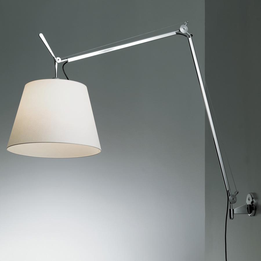 Tolomeo mega wall lamp by artemide lighting stardust tolomeo mega wall lamp aloadofball Images