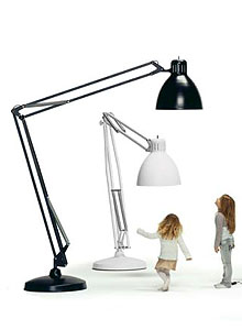 Itre The Great Jj Xl Floor Lamp Stardust