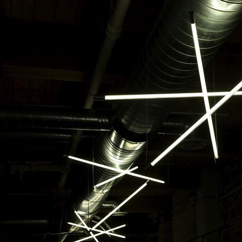 Viso Thin Pendant Light Stardust