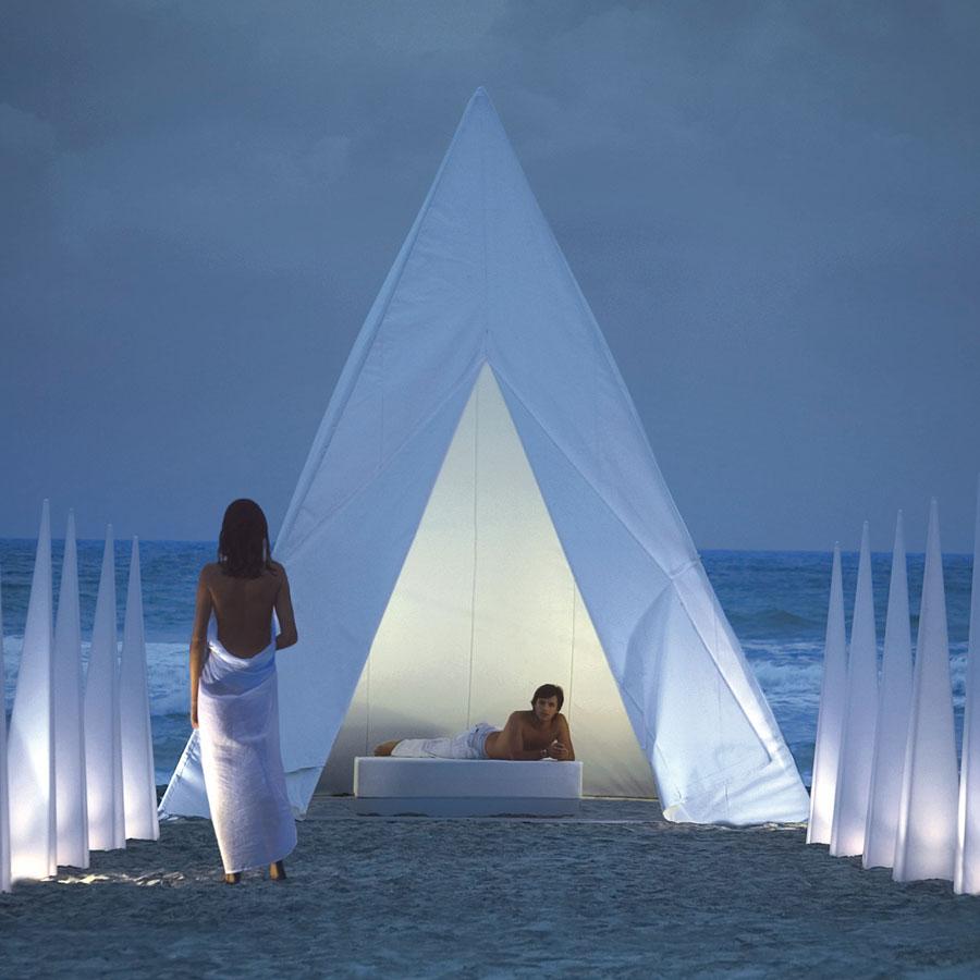 Gandia Blasco Modern Tipi Teepee Wigwam Outdoor Tent ... & Gandia Blasco Modern Tipi Teepee Wigwam Outdoor Tent Extra Large ...