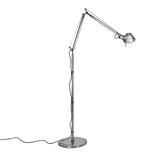 Artemide tolomeo classic led modern floor lamp stardust artemide tolomeo classic led modern floor lamp mozeypictures Image collections