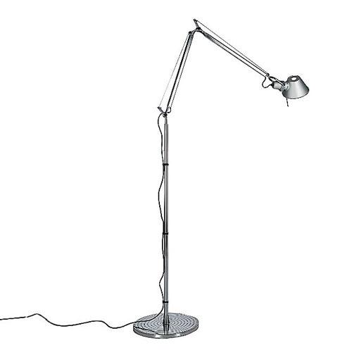 artemide tolomeo mini led modern floor lamp