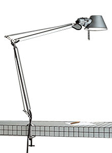 Artemide tolomeo mini modern table lamp with clamp stardust artemide tolomeo mini modern table lamp with clamp mozeypictures Gallery