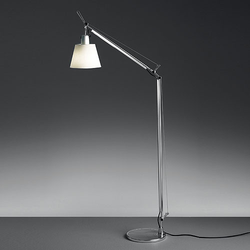 High Quality Artemide Tolomeo Reading Floor Lamp ...
