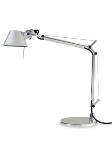 artemide tolomeo micro small modern table lamp with base - Modern Table Lamp