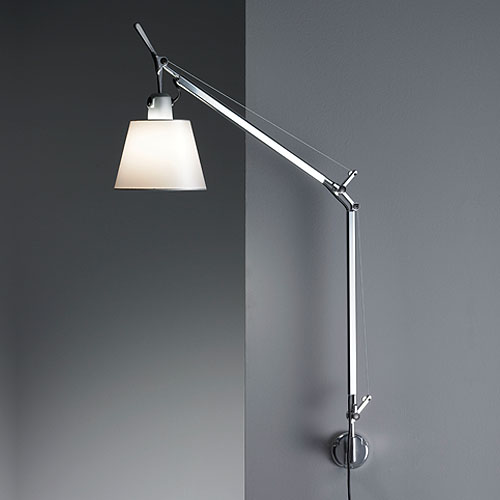 Tolomeo Wall Shade 1988 & Artemide Tolomeo Wall Shade Sconces