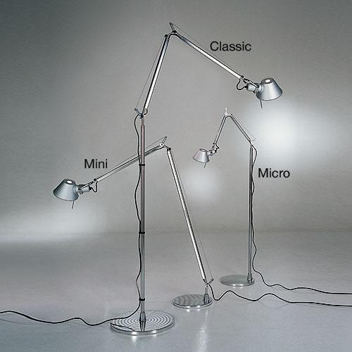 tolomeo reading floor lamp gurus floor. Black Bedroom Furniture Sets. Home Design Ideas