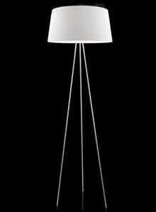 Modern Tripod Floor Lamp: Kundalini Tripod Floor Lamp by Christophe Pillet ...,Lighting