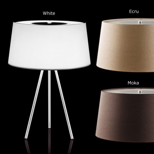 Kundalini tripod table lamp by christophe pillet stardust kundalini tripod table lamp aloadofball Images