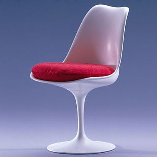 Superieur Vitra Miniature 5.25 Inch Tulip Chair By Eero Saarinen