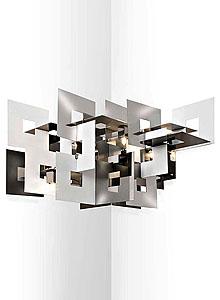 Terzani untitled modern corner wall lamp by bruno rainaldi stardust terzani untitled modern corner wall lamp by bruno rainaldi mozeypictures Images