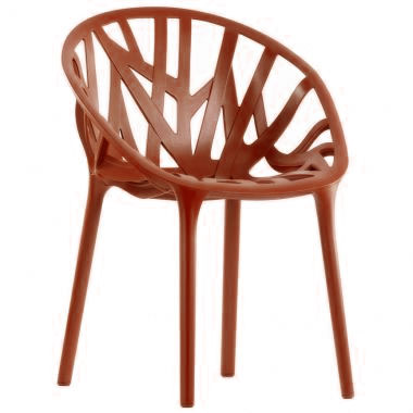 Vitra Vegetal Modern Outdoor Design Chair by Bouroullec