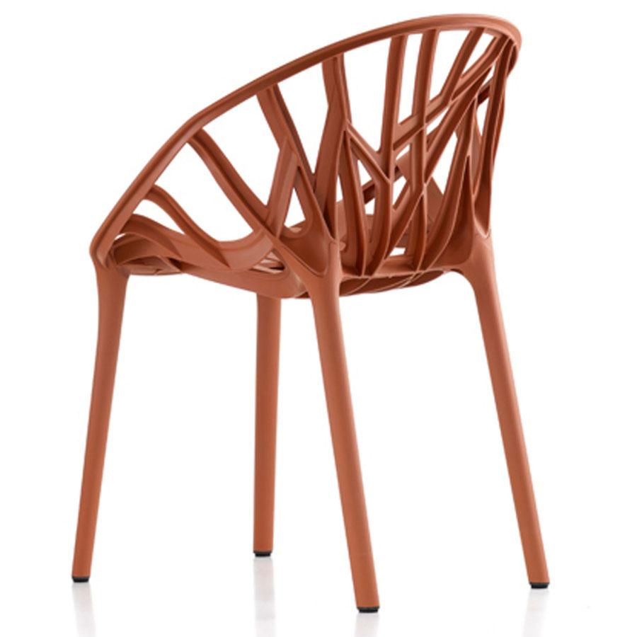 Vitra Vegetal Modern Outdoor Design Chair ...