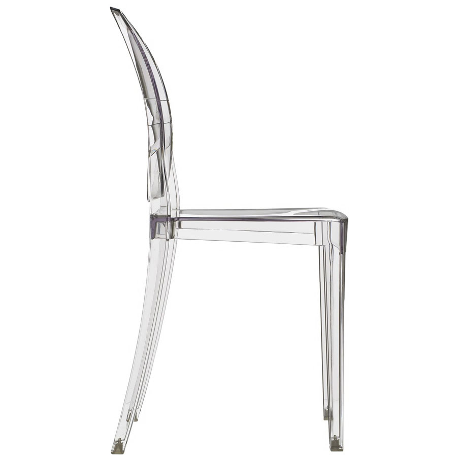 victoria ghost transparent acrylic chair by kartell sale stardust