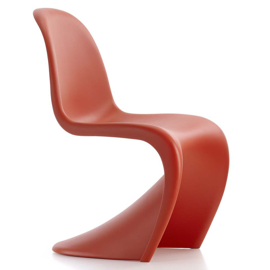 panton chair vitra buy the vitra panton chair classic at. Black Bedroom Furniture Sets. Home Design Ideas