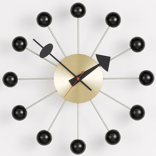 nelson wall sconce eye clock vitra george nelson design with