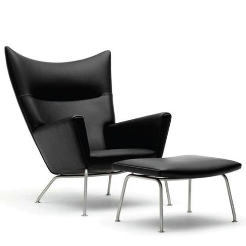 Hans Wegner CH445 Wing Lounge Chair ...