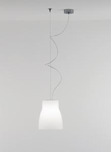 Prandina Work S5 Large Glass Pendant Light ...