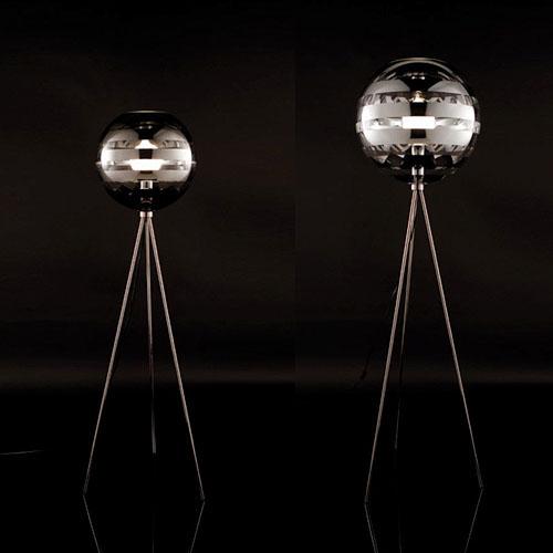 Viso zebra modern floor lamp stardust viso zebra modern floor lamp aloadofball Images