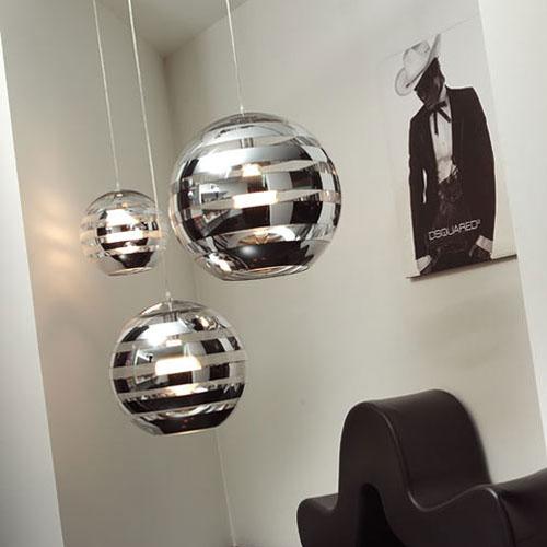 Viso Zebra Modern Pendant Lamp
