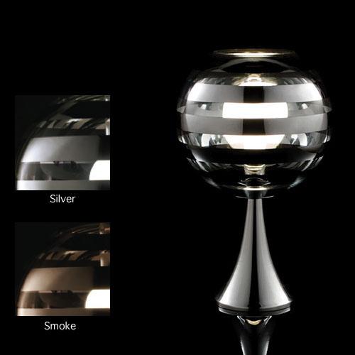 Viso zebra modern table lamp stardust viso zebra modern table lamp aloadofball Image collections